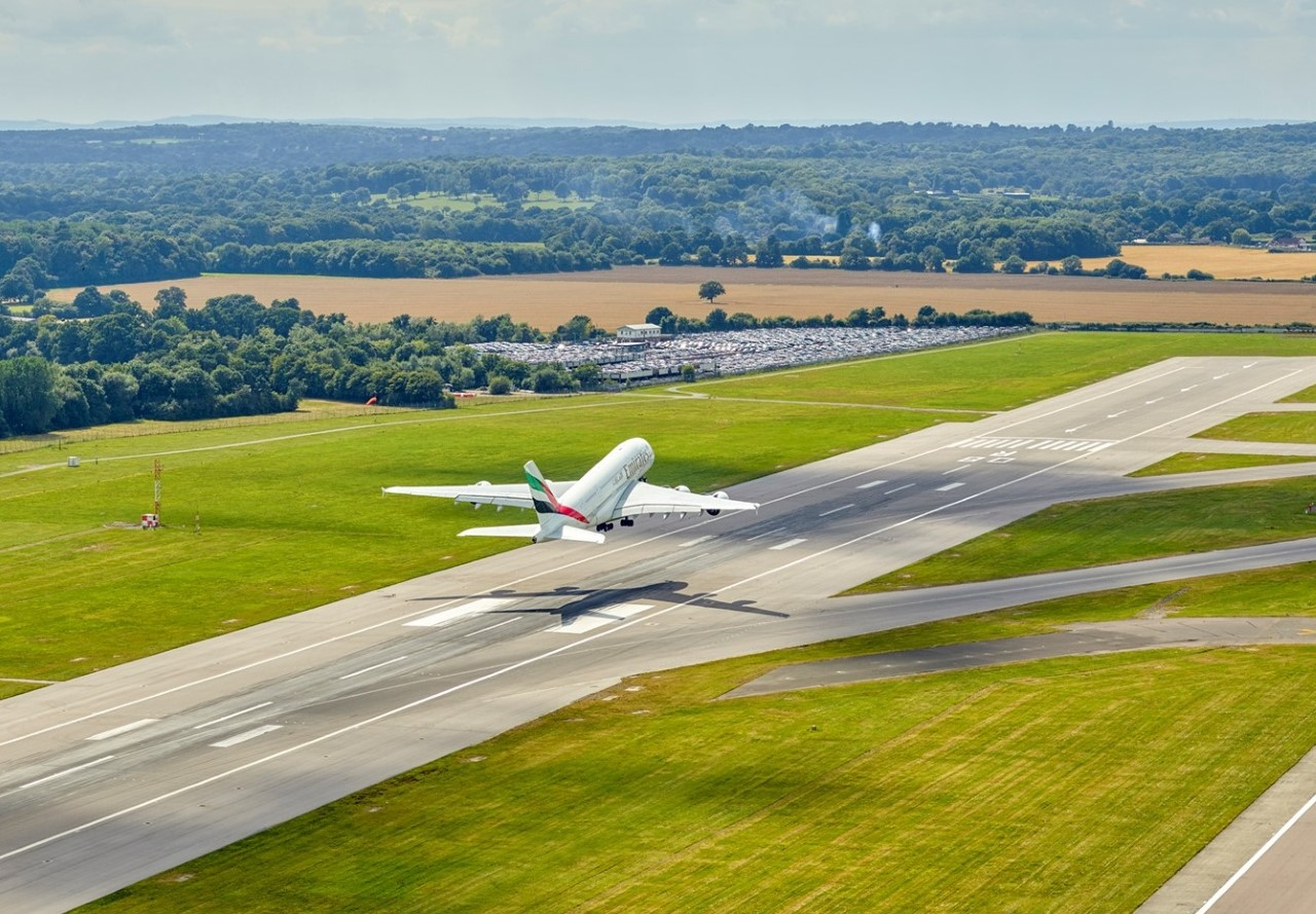 Drone at Gatwick Airport 'closes runway and causes flight to be diverted'