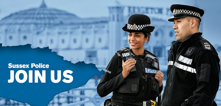 Image result for sussex police join us