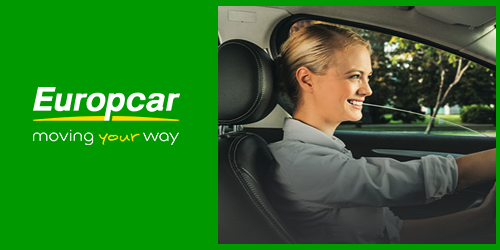 Europcar one of the Top Car Rental From Gatwick Airport