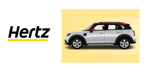 Hertz one of the Top Car Rental From Gatwick Airport