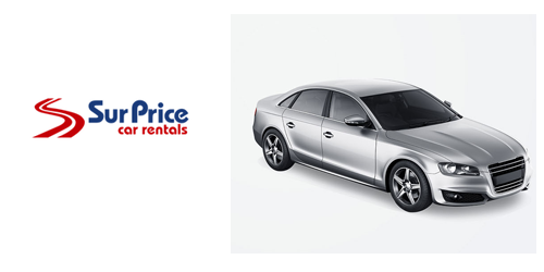 Surprice one of the Top Car Rental From Gatwick Airport